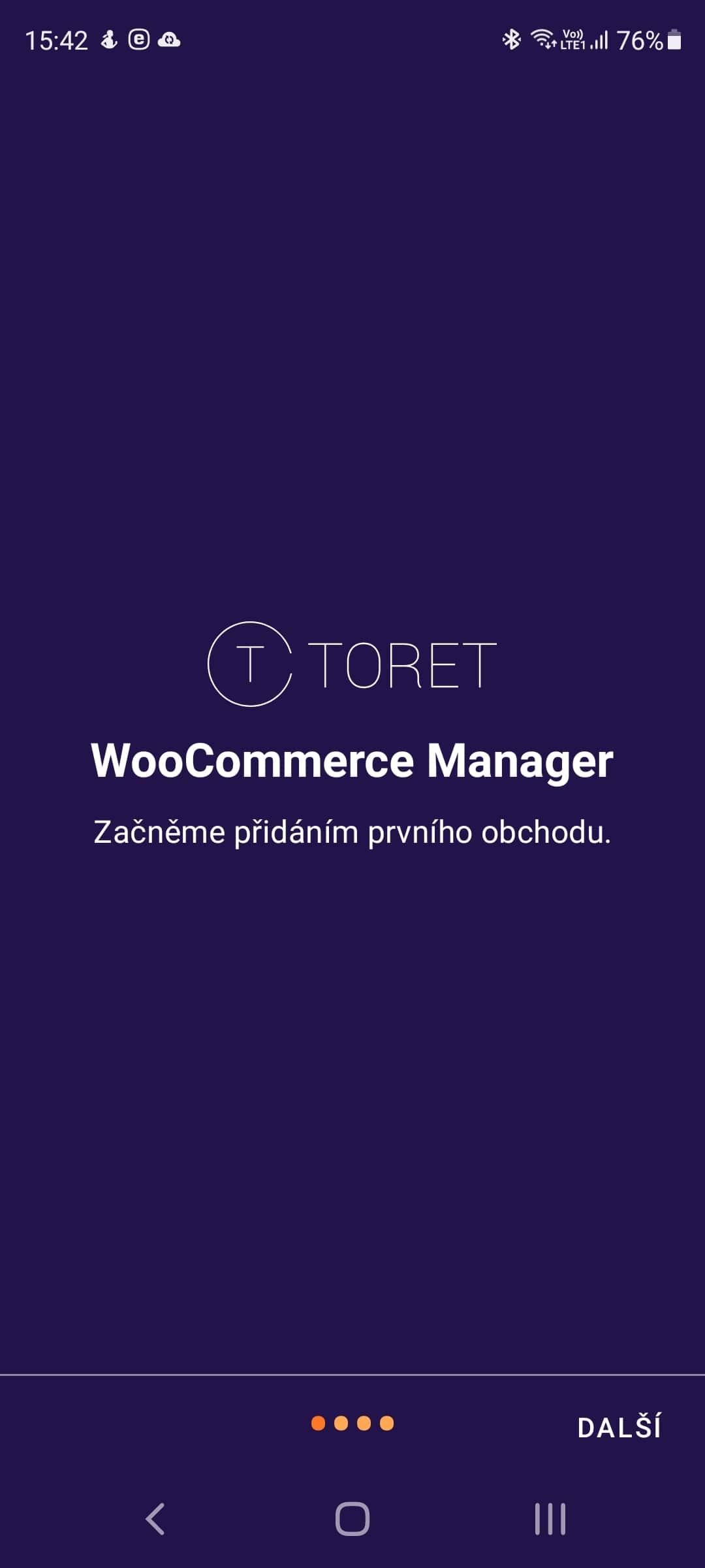 Toret WooCommerce Manager - Průvodce přidáním prvního obchodu